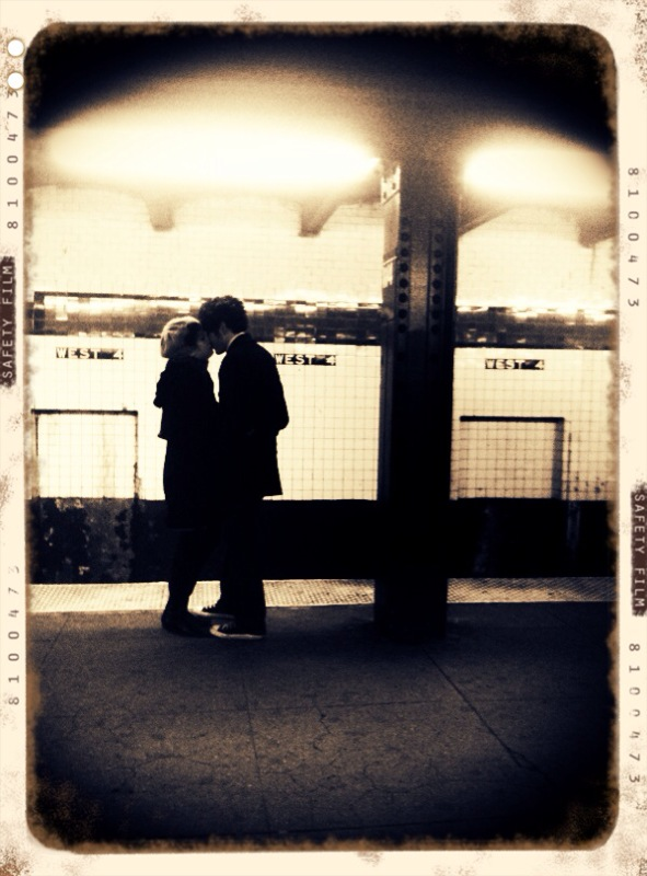 the kiss at w4th